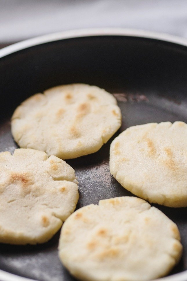 como hacer arepas maiz