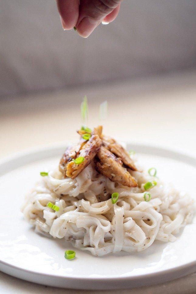 heura con arroz y tartufo