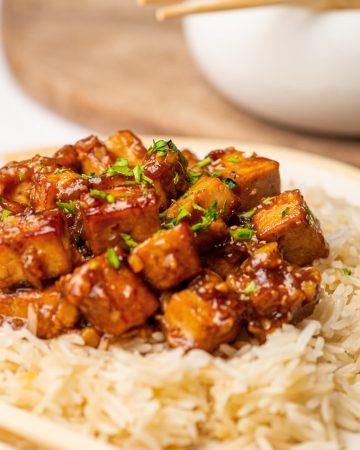 tofu general tso